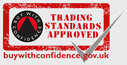 N.B.C is approved by Warwickshire County Council Trading Standards